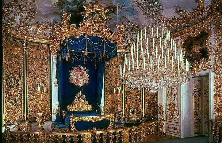 Linderhof-chambre